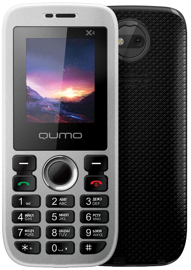 телефон qumo push x4 инструкция